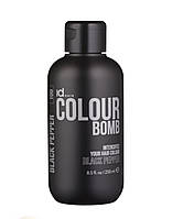 Id Hair CB Black Pepper 100 - Тонирующий бальзам для волос, 250 мл