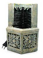 Фонтан (28х13х13,5 см) - прекрасный декоративный элемент для оформления интерьера
