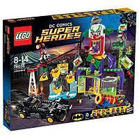 Конструктор 76035 LEGO Super Heroes Джокерленд