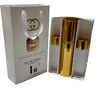 Gucci Guilty 3*15 мл туалетная вода (атомайзер)