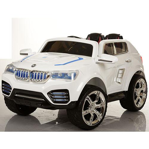 Электромобиль детский на надувных колесах BMW X4 M 2392 EBR-3***