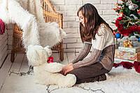 Игрушечный мишка для девушки Мишутка Малыш, белоснежный
