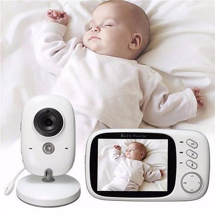 Видеоняня Baby Monitor Professional VB603, с экраном 3,2 дюйма, фото 2
