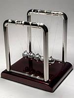Шары Ньютона 9х7,7х2,5 - видеообзор, удивительная конструкция, которую называют колыбель Ньютона