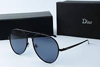 Солнцезащитные очки Dior черные, фото 1