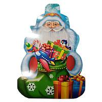 Коробка ЗП упаковочная С Новым Годом Дед Мороз Жукова