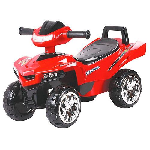 Машинка-каталка Baby Mix M 3502-3, красный ***