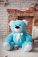 Лучший подарок для любимой девушки - Мягкий медвеженок, голубой