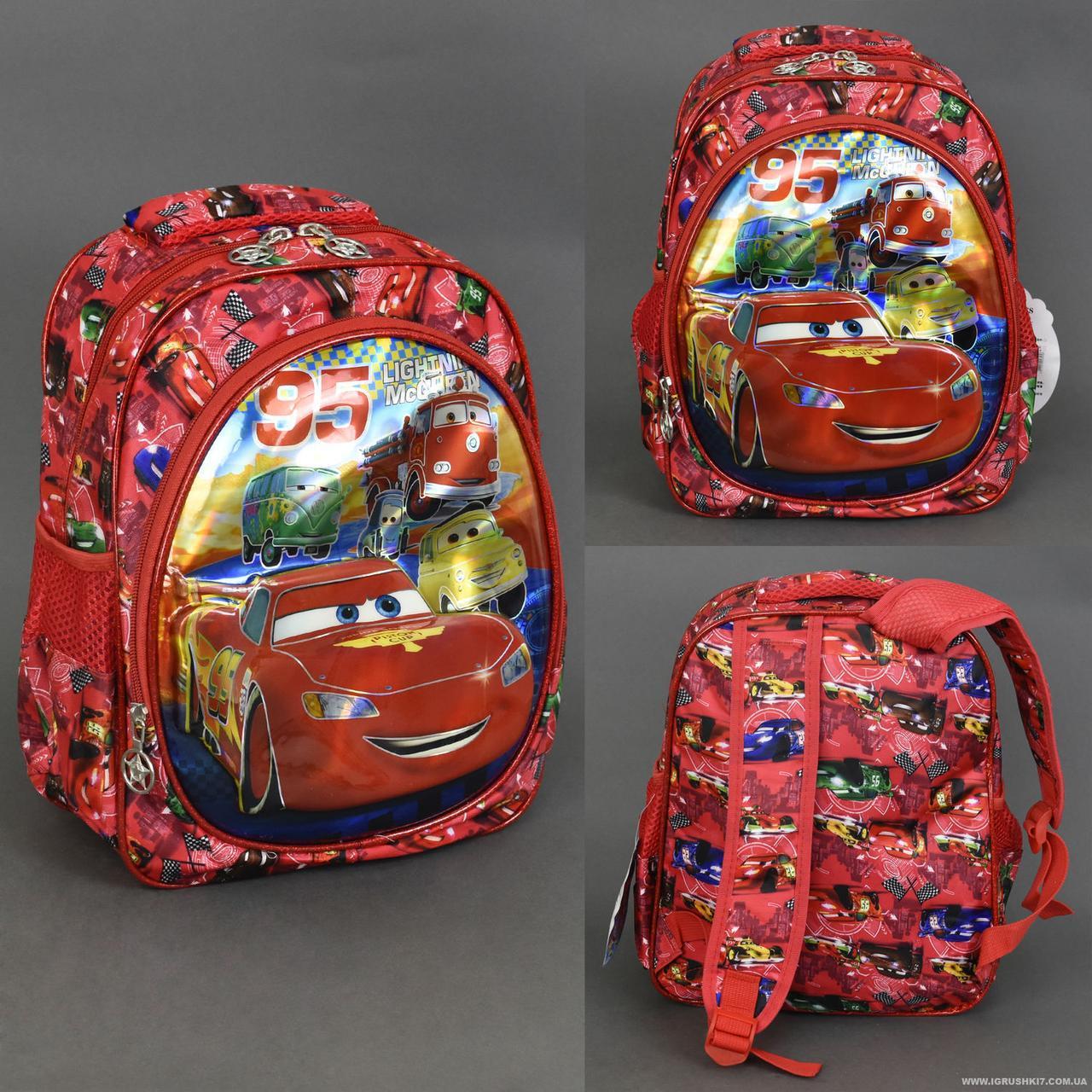 Рюкзак школьный 555-395