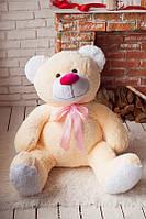 Лучший подарок для любимой девушки - Мягкий медвеженок, персиковый