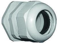 Сальник пластиковый PG 9 с силиконовым уплотнителем  IP54/
