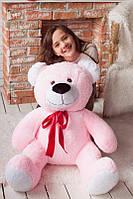 Лучший подарок для любимой девушки - Мягкий медвеженок, розовый