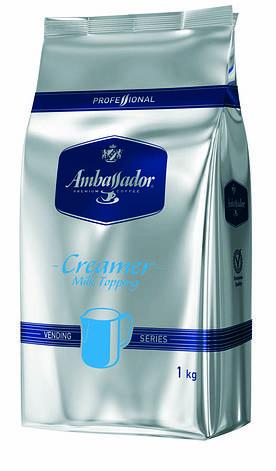 Растворимые сливки Ambassador Creamer Milk (Амбасадор Сухие сливки) - 1 кг., фото 2