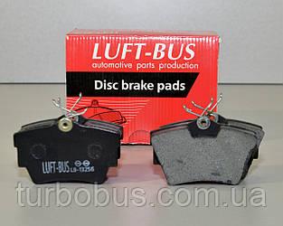 Дисковые тормозные колодки задние на Renault Trafic III 2014-> LUFT-BUS (Польша) LB-13256