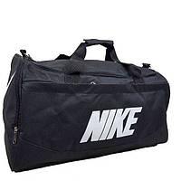 Спортивно-дорожная сумка Nike среднего размера