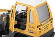 Интерактивная машинка металлическая Goki Грейдер 12107G-4, фото 2