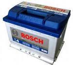 Аккумулятор Bosch S4 Silver 60Ач