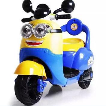 Детский мотоцикл  M 3562 Миньон ***