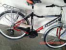 Дорожный велосипед Azimut Gamma 28x355 700C, фото 2