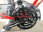 Дорожный велосипед Azimut Gamma 28x355 700C, фото 5