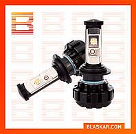 Автолампа LED  V18 Turbo H7, 30 W (пара)