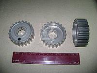 Шкив вала коленчатого ВАЗ 1118 зубчатый (Производство ДААЗ) 11180-100503000