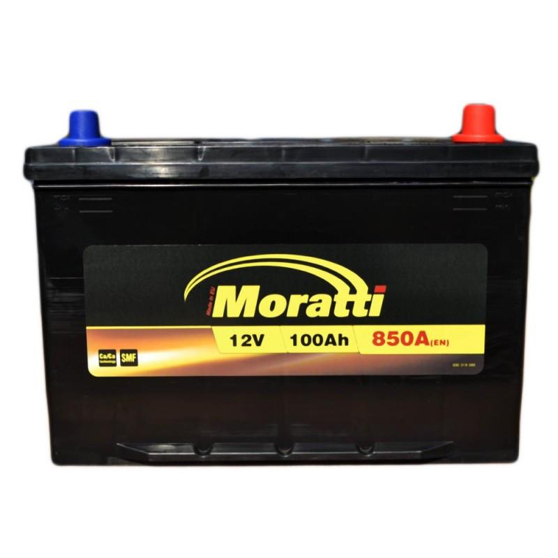 Аккумулятор Moratti 6СТ-100-АЗ (0) Asia