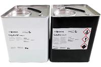 Двухкомпонентная полиуретановая смола CarboPUR F(A+B) 44кг