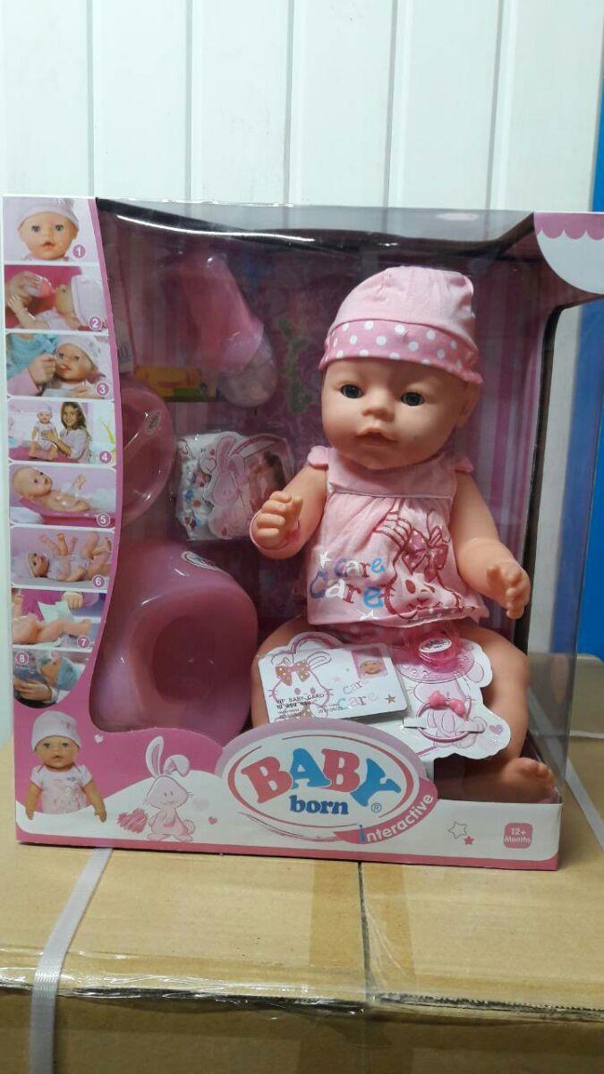 Кукла пупс Пупс Baby Born 8 функций BL009D-S ***