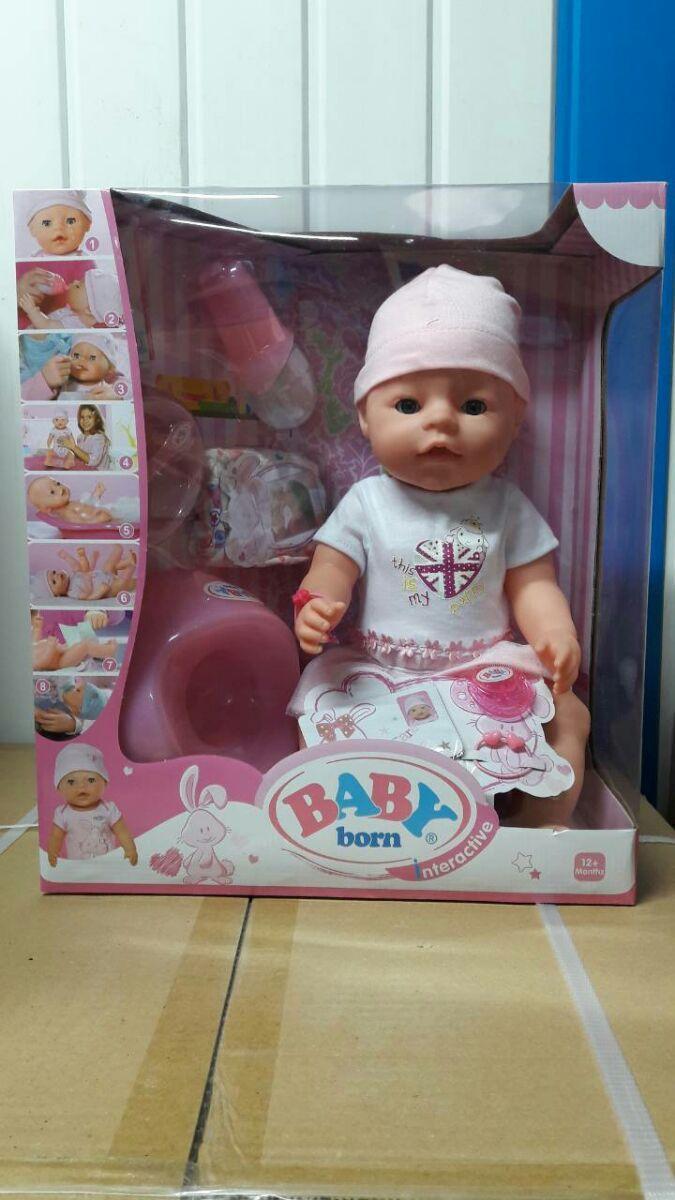 Кукла-пупс  Baby Born BL 011 F-S ***