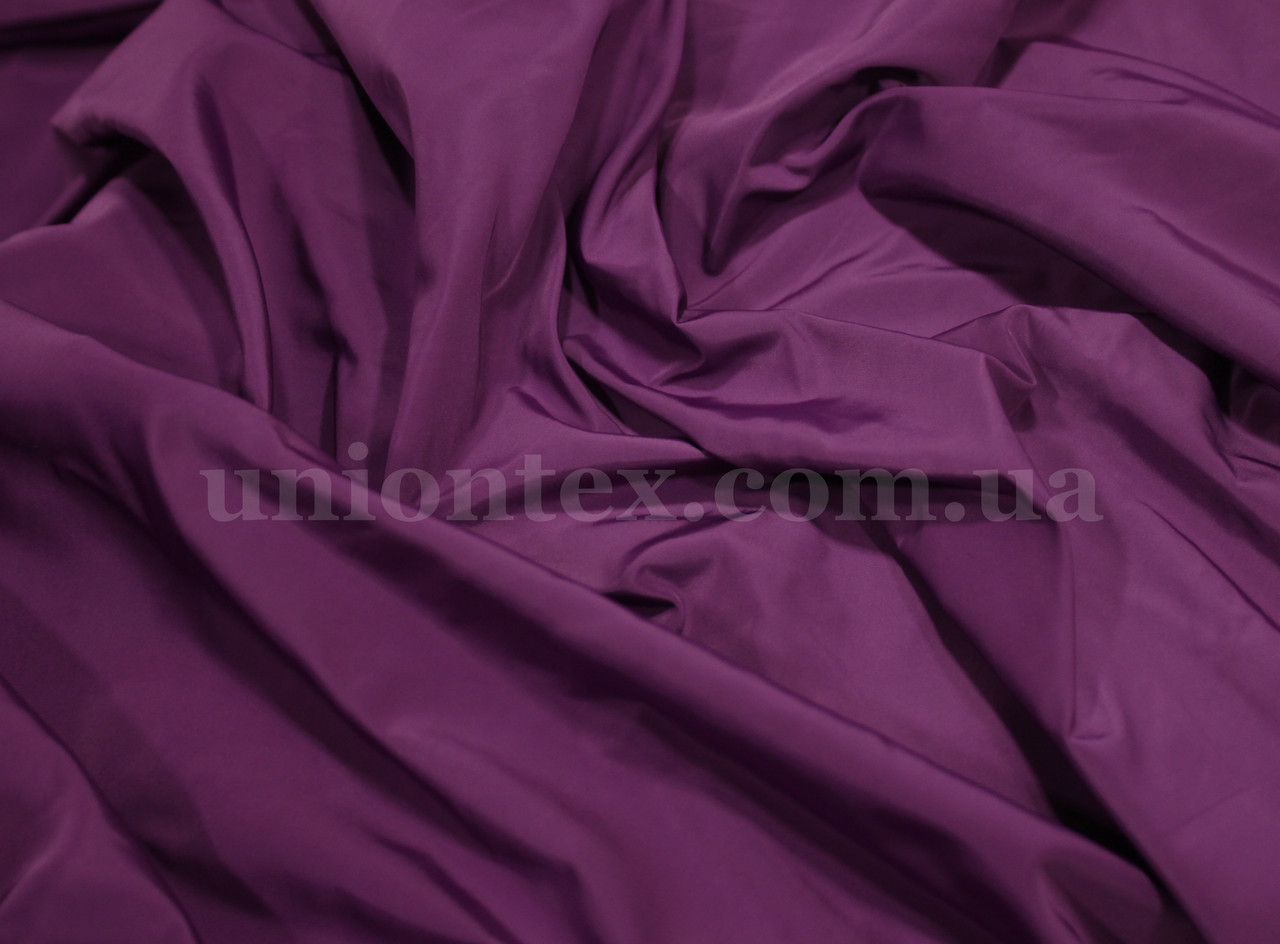 Плащевка мемори фиолетовая