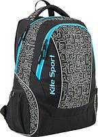 Рюкзак школьный ортопедический подростковый Kite Sport K16-819L