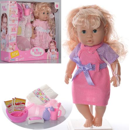 Кукла интерактивная Baby Toby 30801-C2-C4 ***