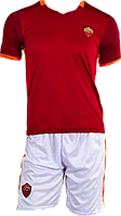 Форма футбольная детская ROMA (XS-S-M-L-XL) NEW!