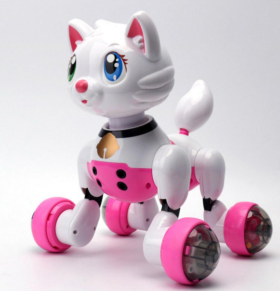 Радиоуправляемая интерактивная кошка Cindy - MG013 ***