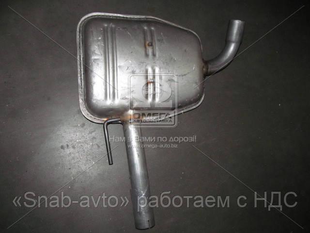 Резонатор Volkswagen PASSAT (производство Polmostrow) (арт. 30.129), AEHZX