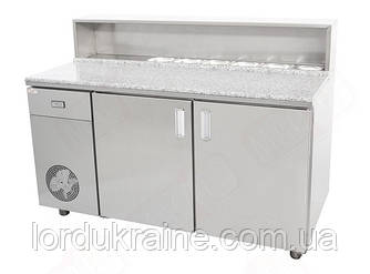 Холодильный стол для пиццы СХД-2 ПГ