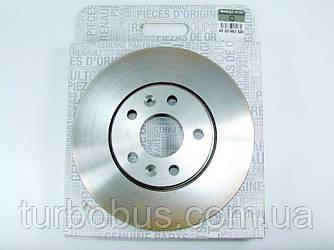 Тормозной диск задний с подшипником на Renault Trafic III 2014-> - Meyle (Германия) - MY615 523 0018