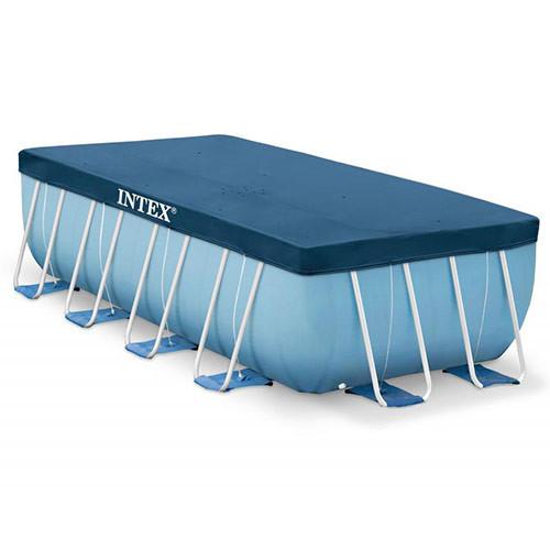 Тент для бассейнов диаметром 400-200см (28037)***