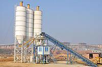Стационарный бетонный завод HZS 60 CHANGLI