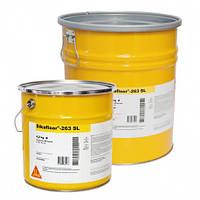 Эпоксидный материал для пола Sikafloor®-263SL компонент (А) RAL 7032 / 7035