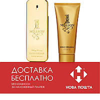 Paco Rabanne 1 Million Men 100 ml + Gel 150 ml