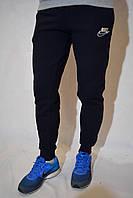 Темно-сині зимові штани з манжетами - Nike