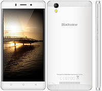 "Смартфон Blackview A8 White 1/8Gb, 8/2Мп, 4 ядра, 2sim, экран 5"" IPS, 2000mAh, GPS, 3G, фото 1"