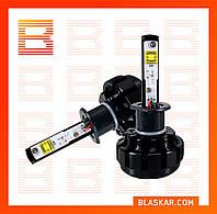 Автолампа LED  V18 Turbo H1, 60 W (пара)
