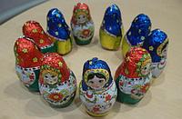 Шоколадные конфеты ассорти Ксюша  фабрика Славянка