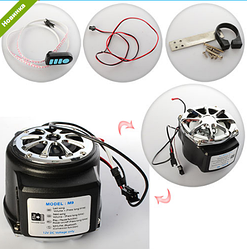MP3 плеер для квадрациклов  1000Q2-MP3