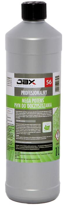 """Засіб для чищення стійких жирних забруднень MEGA POTENS JAX Professional """"56"""""""