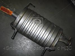 Глушитель задней SUZUKI SWIFT (Производство Polmostrow) 25.34, ADHZX
