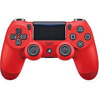 Sony Dualshock 4 V2 Magma Red (CUH-ZCT2E)
